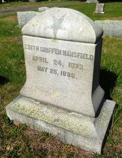 Edith <I>Griffen</I> Mansfield