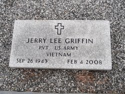 Jerry Lee Griffin