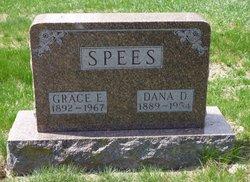 Grace E. <I>Kennison</I> Spees