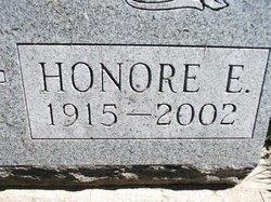 Honore E. <I>McManus</I> Clody