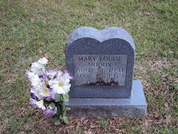 Mary Louise Moody