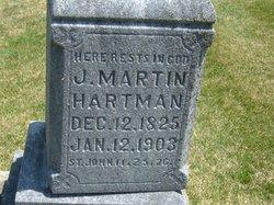 Johann Martin Hartman