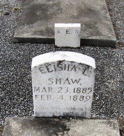 Elisha L. Shaw