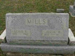 Jessie Pearl <I>Mason</I> Mills