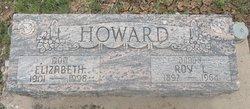 Violet Elizabeth <I>Long</I> Howard