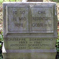 Antonio Sorrentino