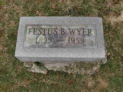 Festus Byrl Wyer