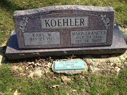 Mary Frances Koehler