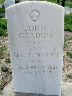 John Gordon Bennett