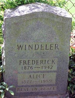 Frederick Windeler