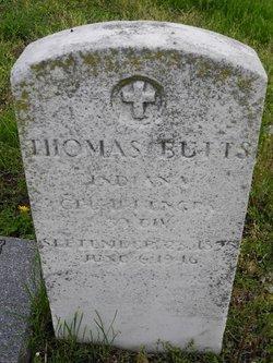Thomas Butts, Sr