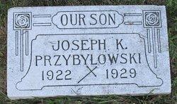 Joseph K Przybylowski