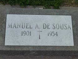 Manuel A. De Sousa