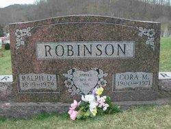 Cora M. Robinson