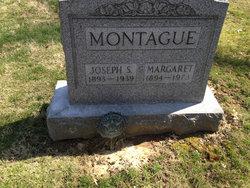 Margaret <I>Muhlenpoh</I> Montague