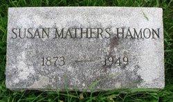 Susan Lee <I>Mathers</I> Hamon