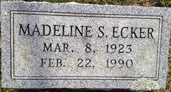 Madeline S Ecker