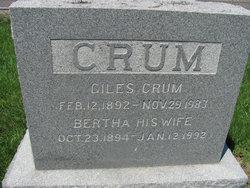 Giles Bomar Crum