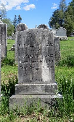 Eliphalet Williams