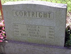 Lucille Cortright
