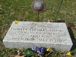 Lowell Thomas Adkins