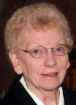 """Elizabeth L """"Betty"""" <I>Pohlman</I> Burgei"""