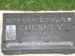 Steven Edward Chesney