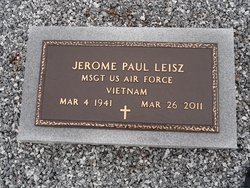 "Rev Jerome Paul ""Jerry"" Leise"