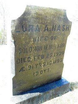 Lura A. <I>Nash</I> Howard