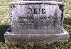 Nancy H Reid