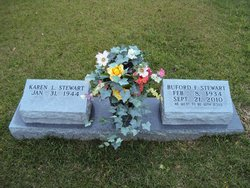 Buford F Stewart