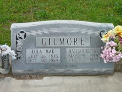 Nathaniel Gilmore, Sr