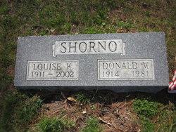 Donald V Shorno