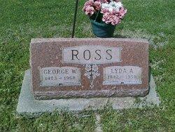 Lydia Agnes <I>Padgett</I> Ross