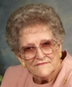 Edith Florene <I>Boyd</I> Griggers