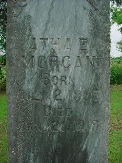 Atha E. Morgan