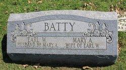 Mary A Batty