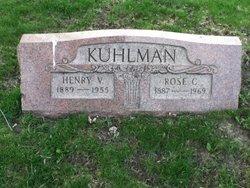 Henry V. Kuhlman
