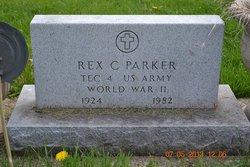 Tec 4 Rex C. Parker