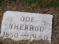 Ode Sherrod