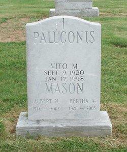 Bertha A Mason