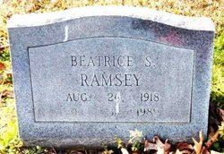 Beatrice S. Ramsey