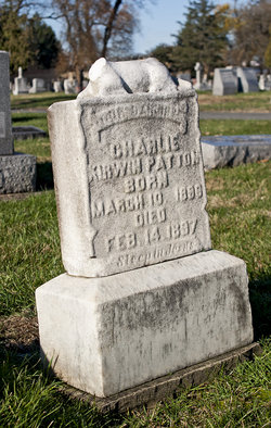 "Charles Kirwin ""Charlie"" Patton"