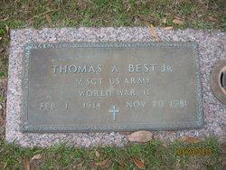 Thomas Arthur Best, Jr