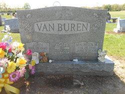 Maureen M. <I>Waterbury</I> Van Buren