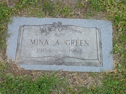 Mina A Green