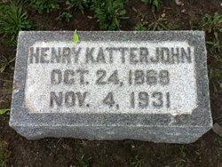 Henry Katterjohn