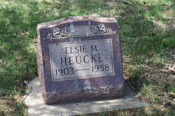 Elsie M Heucke