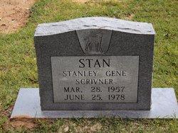 """Stanley Gene """"Stan"""" Scrivner"""