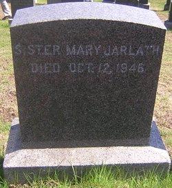 Sr Mary Jarlath